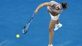 Langkah Sharapova Terhenti di Babak Ketiga Australian Open