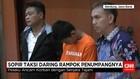 Rampok Karyawati, Oknum Sopir Taksi Online Dibekuk