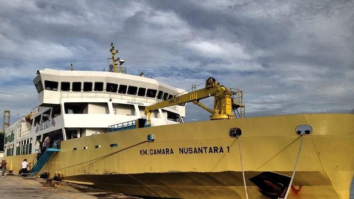 Tol Laut Jokowi Disubsidi 2018 Rp 447 Miliar, Naik 33%
