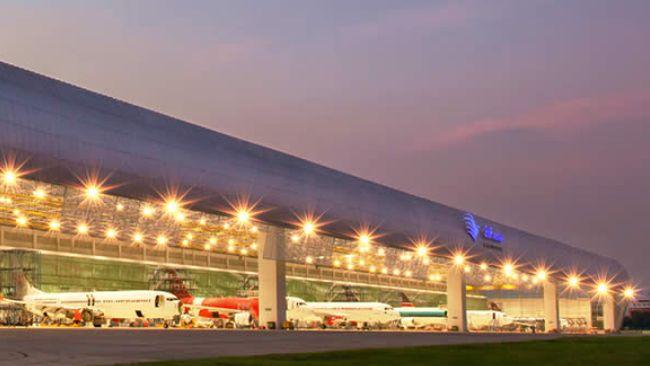 GIAA GMFI Ketularan Garuda, Saham GMFI Ikut Terbang 8,41%