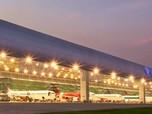 Garuda Caplok Sriwijaya, Saham GMFI Terbang 6,35%