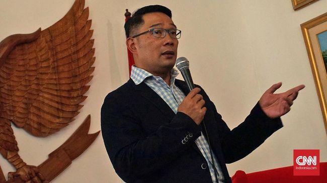 Ridwan Kamil Klarifikasi Isu Pro LGBT Jelang Pencoblosan