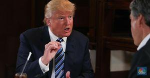 Masalah Rasis, Bos Siemens Jerman Protes Keras Donald Trump