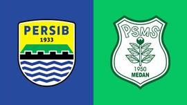 LIVE: Persib vs PSMS