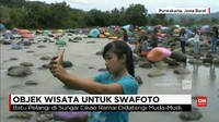 VIDEO: Wisata di Sungai 'Selfie' Cikao