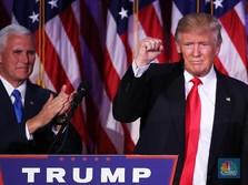 Batal Dimakzulkan, Simak Ekspresi Kemenangan Trump
