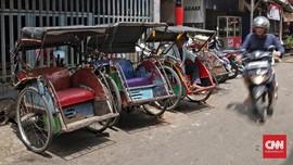 Gubernur Anies, Becak dan Jakarta Tempo Dulu