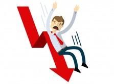 IHSG Sesi I Anjlok 1,17%, Belum Ada Kode Bakal Rebound