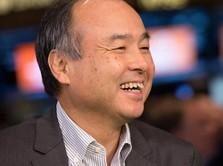 SoftBank Akan Investasikan Rp 13.600 T Ke Startup Teknologi