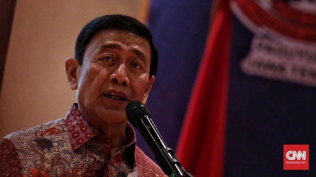 Wiranto Akui Modernisasi Alutsista Terkendala Anggaran