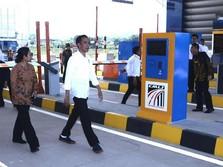 Jokowi Mau Tarif Jalan Tol Turun, Ini Aturan yang Berlaku