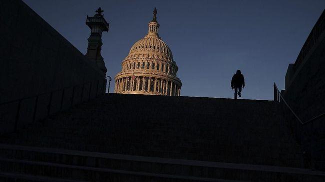 Perundingan di Kongres Buntu, Pemerintahan AS Bisa Tutup Lagi