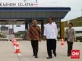 Jokowi Setuju Tol Pertama di Lampung Gratis Hingga Juni