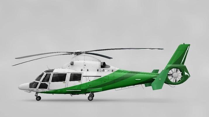 Menteri Budi Kaji Peraturan Terkait Taksi Helikopter