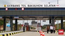 Besok, Jokowi Resmikan Tol Bakauheni-Terbanggi Besar