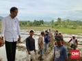 Jokowi Pastikan Pemberian Upah Pekerja Padat Karya di Lampung