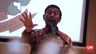 Wiranto Janji Antisipasi Aksi Teroris di Indonesia Terbuka