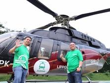 Grab: Rencana Taksi Helikopter di Jakarta Masih Ada