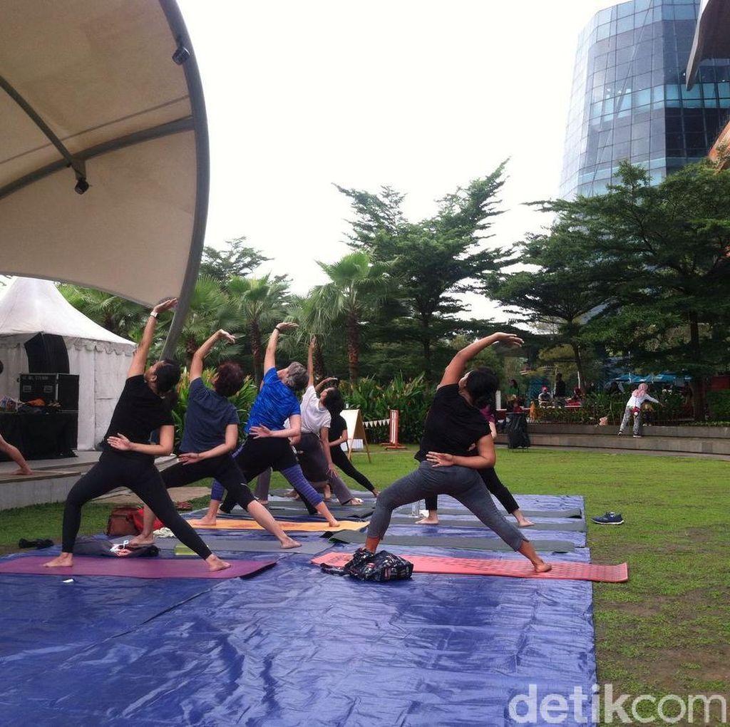 Hidup Rileks dengan Yoga