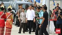 Jokowi Tegaskan Pembangunan Infrastruktur Mendesak Dilakukan