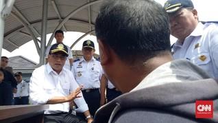 Menhub Budi Karya Ingin Pangkas Waktu Tempuh Jakarta-Bandung