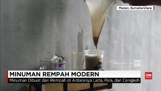 VIDEO: Minuman Rempah Modern untuk Kesehatan