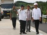 Baru Diresmikan Jokowi, Ini Dia Tarif Tol Terpanjang di RI