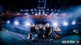 Tak Mampir ke Indonesia, One Ok Rock Guncang Singapura