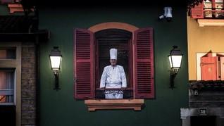 'Paus' Chef Gastronomi Perancis Paul Bocuse Meninggal Dunia