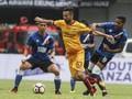 Sriwijaya FC Menang, RD Belum Puas