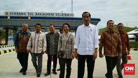 Jokowi: Jalur Darat Jadi Opsi Nonton Asian Games Palembang