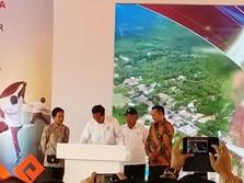 Jokowi Resmikan Tol Bakauheni - Terbanggi Besar