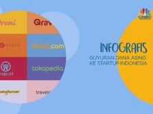 Guyuran Investasi Asing ke Startup Indonesia