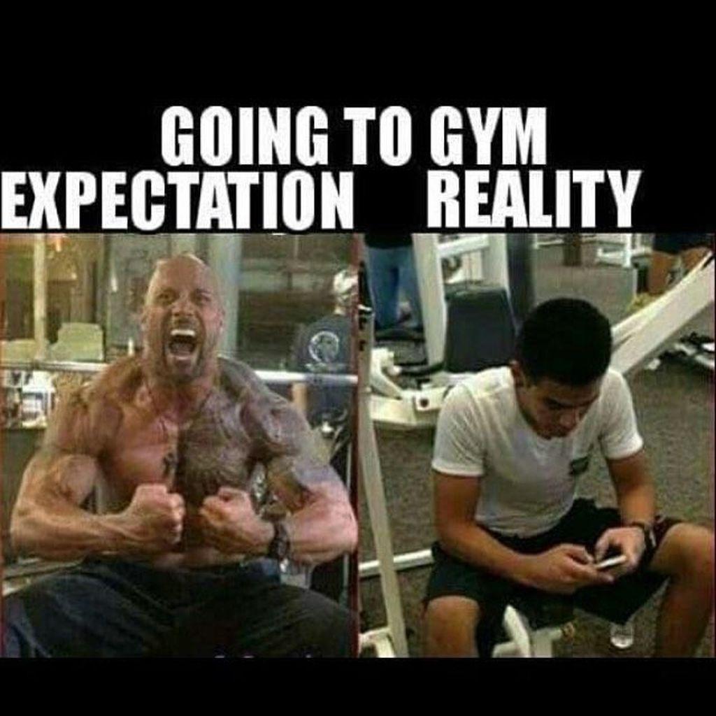 Meme Ekspektasi Vs Realita Saat Olahraga Ini Bikin Ngakak