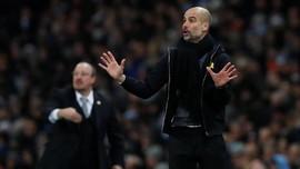 Guardiola: ManCity Butuh 10 Kemenangan Lagi untuk Juara