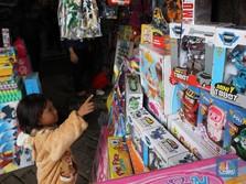 BSN: Mainan Impor untuk Anak di Atas 14 Tahun Tak Wajib SNI