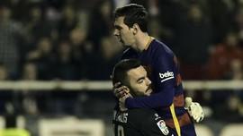 Kiper Cetak Gol dari Jarak 54 Meter di Liga Spanyol