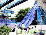 LRT Rubuh, Saham WIKA Anjlok 1,52% dan WTON Anjlok 1,75%