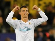 Dibayar Mahal, Sanchez Masih Jauh Dibanding Ronaldo