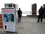 Wisata Patung Liberty Kembali Buka Walau Pemerintah AS Tutup