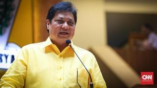 Airlangga Klaim Didukung Senior Golkar dalam Bursa Ketua Umum