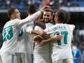 Zidane Puas Madrid Hajar Deportivo La Coruna 7-1