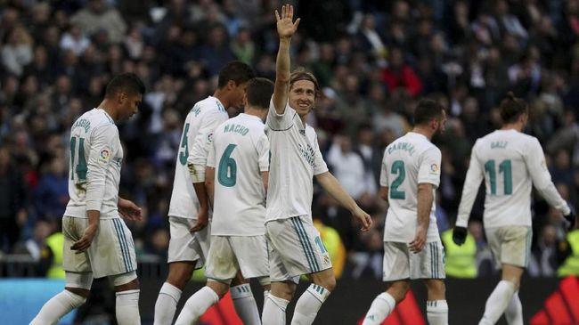 Modric: Liverpool Bukan Unggulan Tetapi Tim Spesial