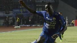 Osas Saha Bawa PS Tira Persikabo Kalahkan Persib Bandung