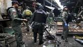 Meski begitu kawasan Thailand Selatan dikenal sebagai sarang berbagai kelompok pemberontak etnis Melayu Muslim. (REUTERS/Surapan Boonthano)