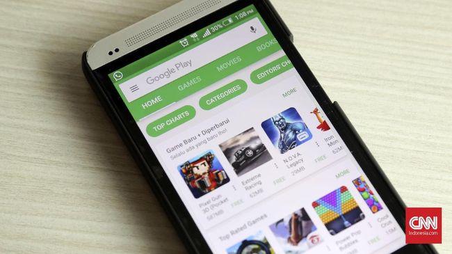 Ponsel China Bersatu Lawan Google Play Store