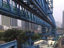 Siapa VSL Indonesia, Subkon WIKA yang Mengerjakan Tiang LRT