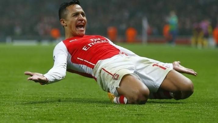 Di Manchester United, Sanchez diyakini menerima bayaran sekitar 25,5 juta poundsteling (Rp 471,75 miliar) per pekan.