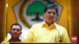 Ketum Golkar Prihatin atas Kasus Korupsi Jerat Cagub Malut