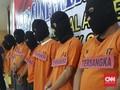 Polisi Tangkap Supir Taksi Online Pengantar 'Penumpang Tuyul'